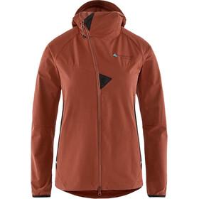Klättermusen Vanadis 2.0 Jacket Dame rust
